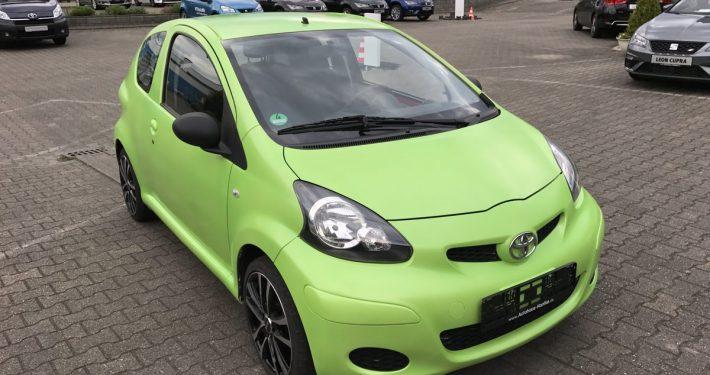 Auto oder Fahrzeug folieren lassen in Hattingen
