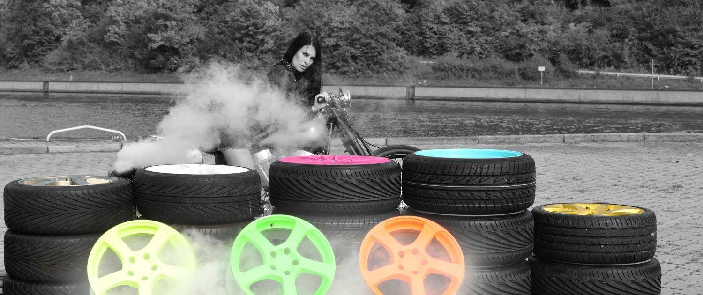 Auto folieren mit Car Dipping